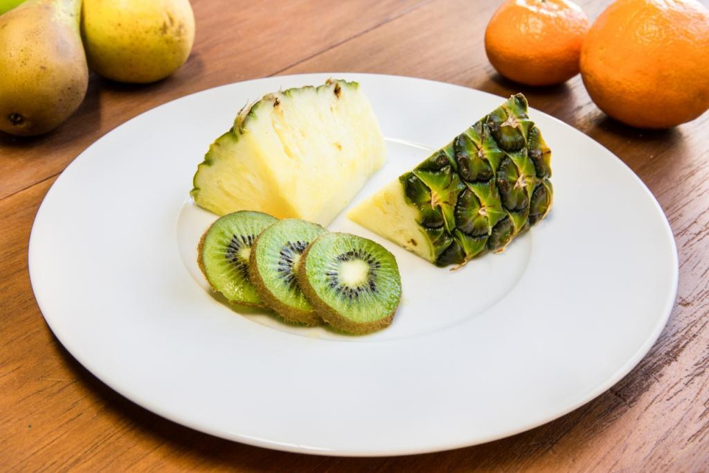 Menu diabétique - fruits Les Menus Services